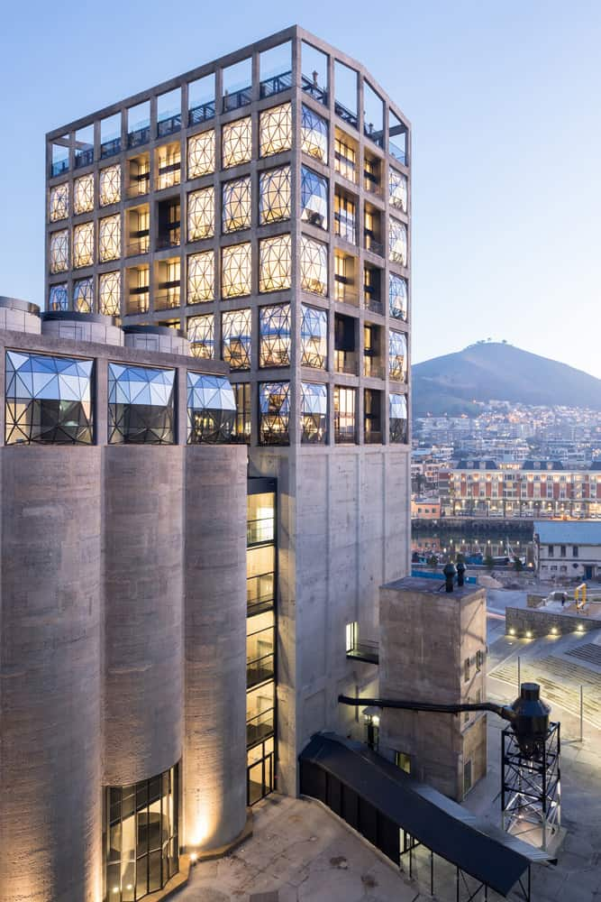 Zeitz Museum of Contemporary Art Cape Town South Africa Heatherwick Studio archute 4