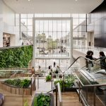 del amo fashion centre living wall torrence california habitat horticulture archute 5