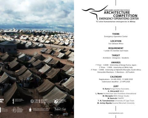 Kaira Looro Architecture competition 2020