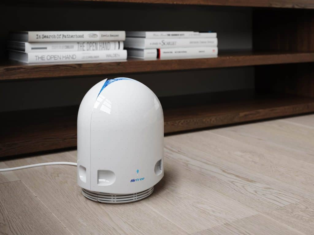 airfree filterless air purifier
