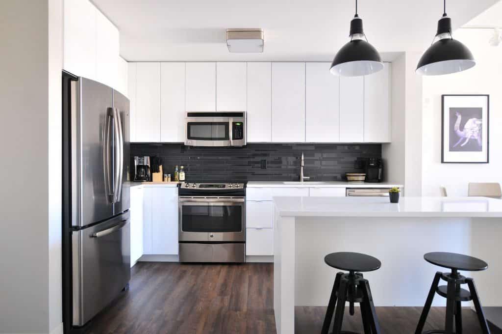 restoring kitchen