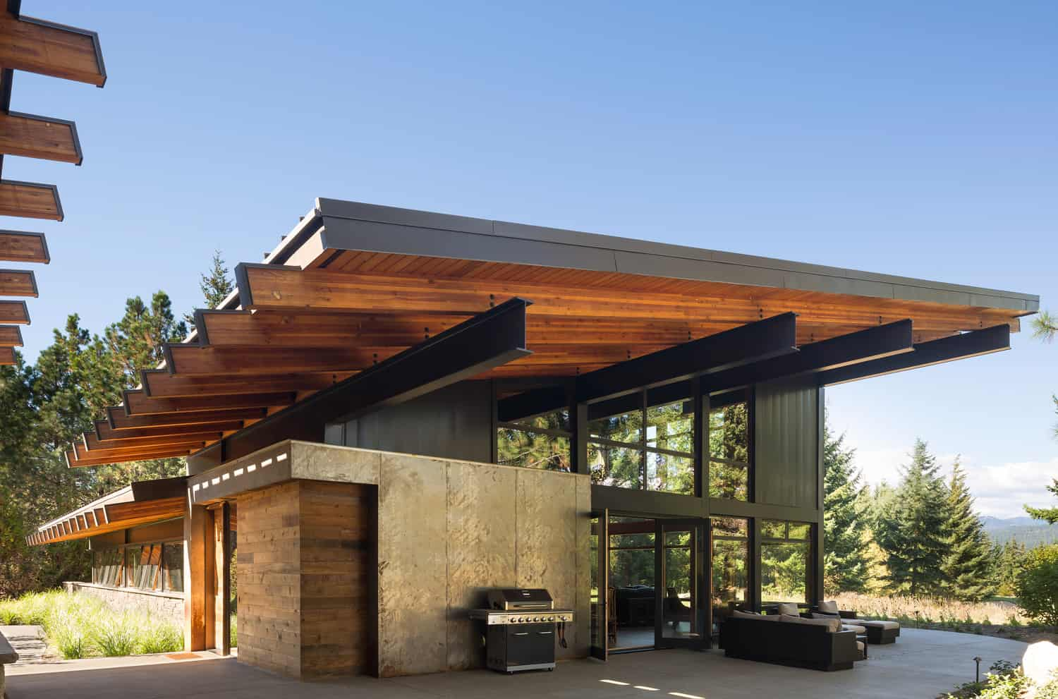 tumble creek cabin coates design washington usa 19