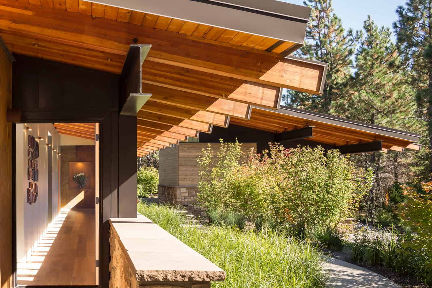 tumble creek cabin coates design washington usa 22