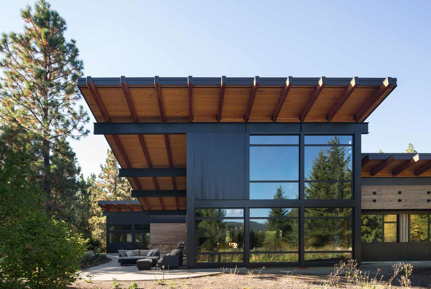 tumble creek cabin coates design washington usa 27