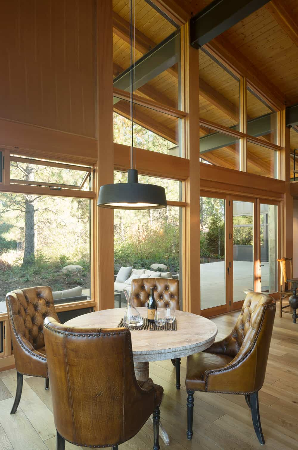 tumble creek cabin coates design washington usa 4