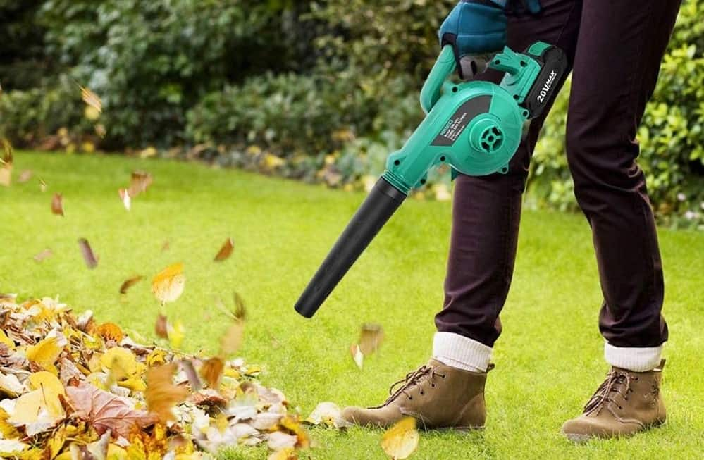 The Best Cordless Lightweight Leaf Blower [2020] | Archute