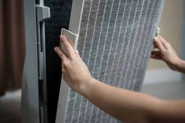 air filters hvac systems