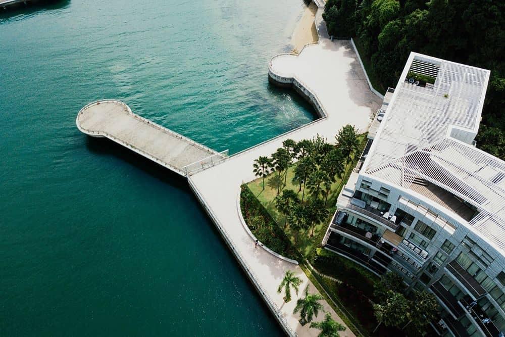 flooring waterfront properties