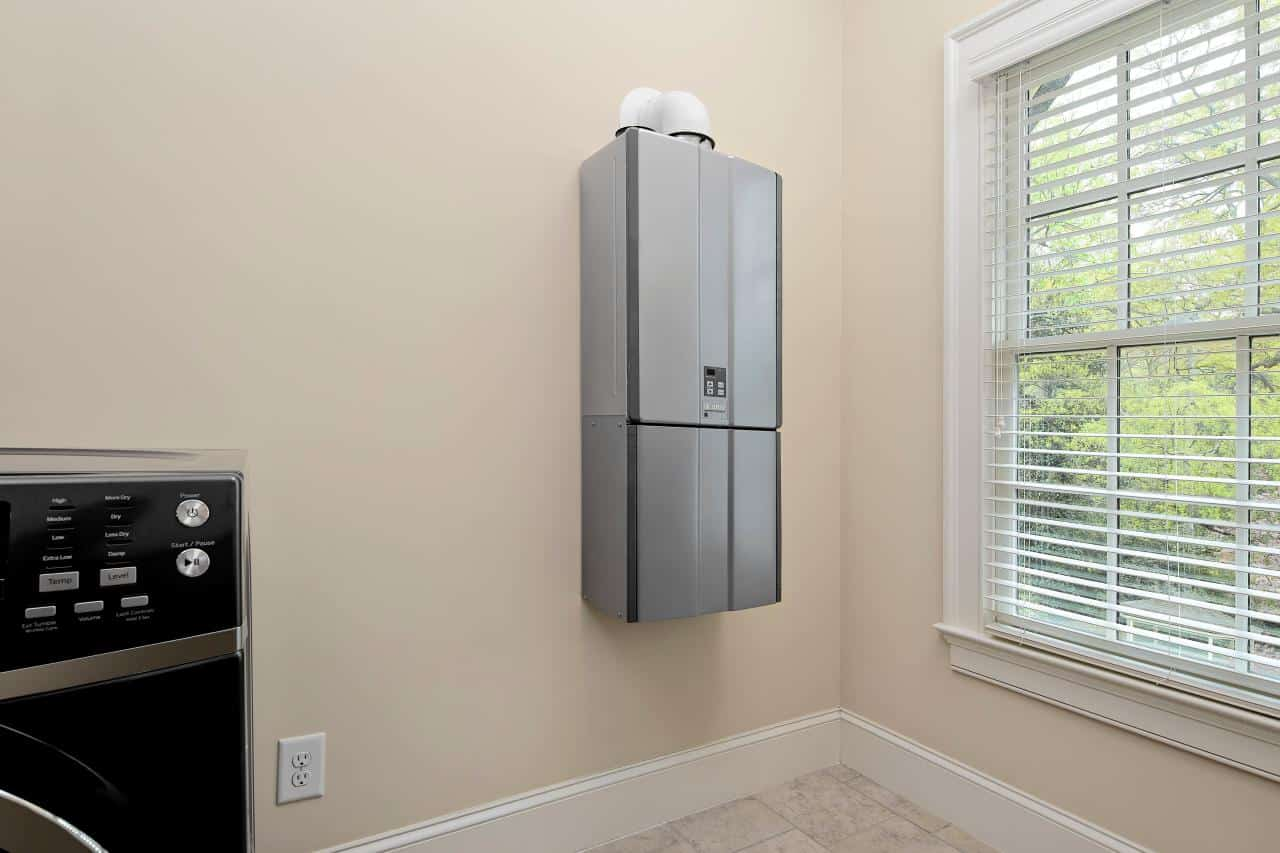 types of water heaters for home