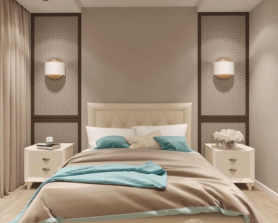 decorative ideas bed space