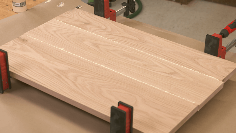 glue wood