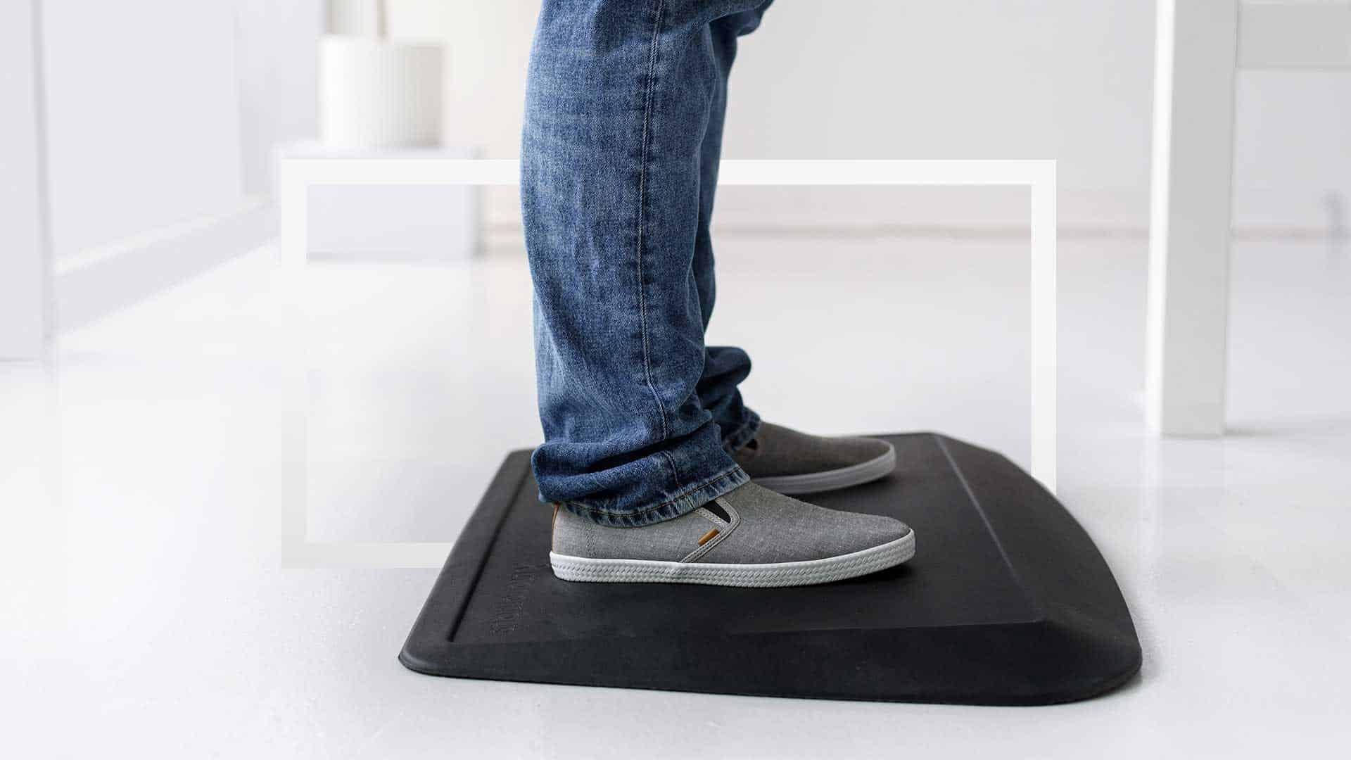 5 Best Anti Fatigue Mats For Underfoot