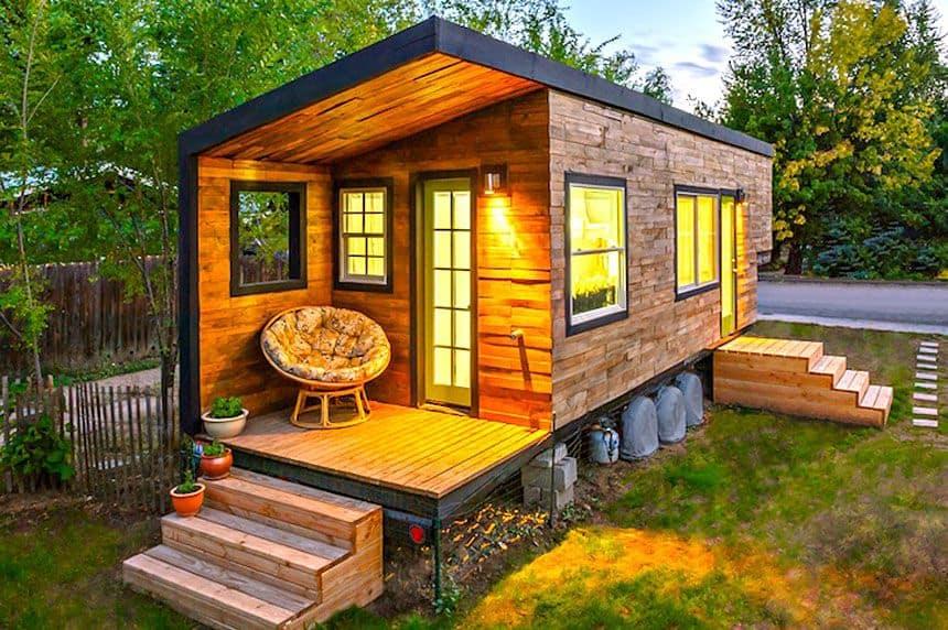 Tiny House Plans To Kickstart Your Tiny Home Dream Archute